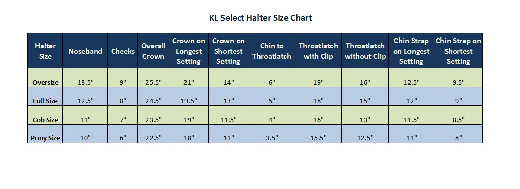 halter-size-chart