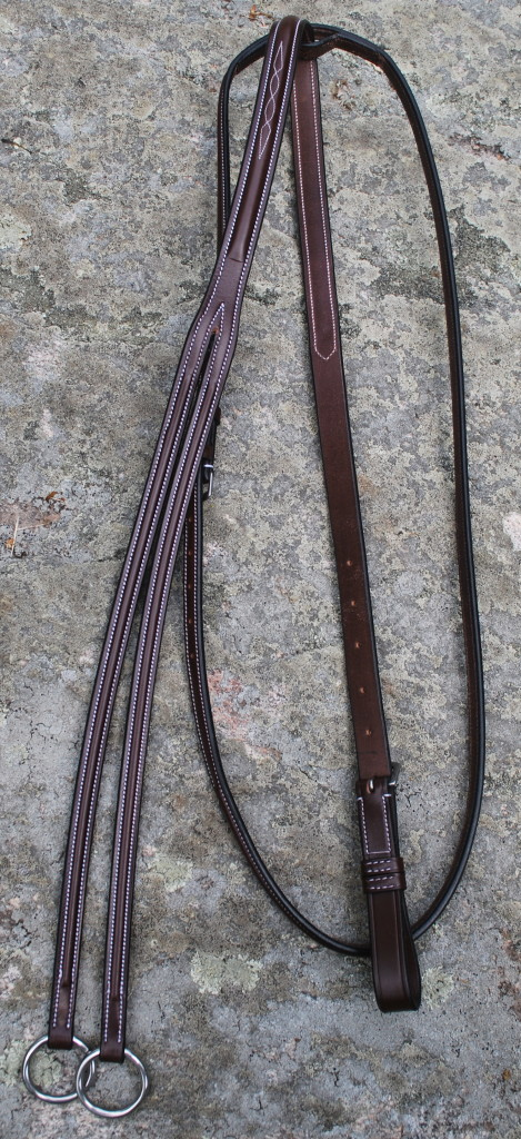 Fancy Round Raised Running Martingale